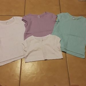 4 tshirts perfect active size 12
